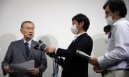 Tokyo Olympics chief attended meeting with official who now has coronavirus
