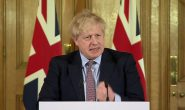 UK PM Johnson hospitalised for tests after persistent coronavirus symptoms