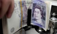 Sterling to regain some lost ground but forecasts slashed