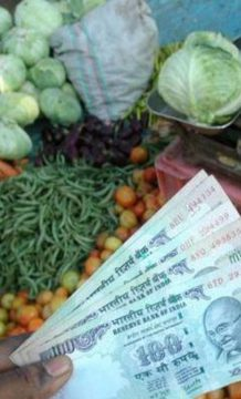 March WPI inflation at 8-yr high; economists see it in double digits in May